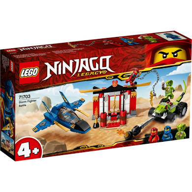 LEGO® 71703 NINJAGO® Storm Fighter Battle