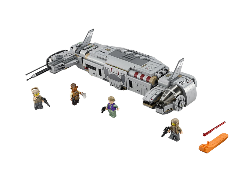 LEGO® 75140 Star Wars™ Resistance Troop Transporter