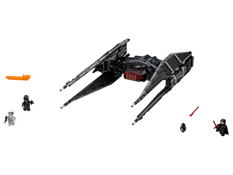 LEGO 75179 Star Wars Kylo Ren's TIE Fighter™