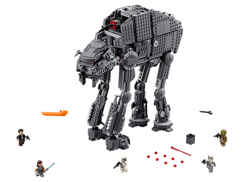 LEGO 75189 Star Wars First Order Heavy Assault Walker™