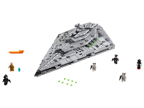 LEGO 75190 Star Wars First Order Star Destroyer™