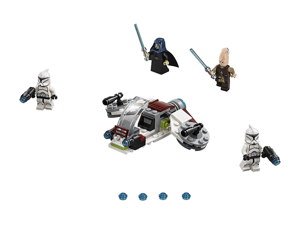 1994650853f93a LEGO 75206 Star Wars Jedi™ and Clone Troopers™ Battle Pack – My Hobbies