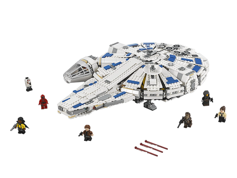 LEGO 75212 Star Wars Kessel Run Millennium Falcon™