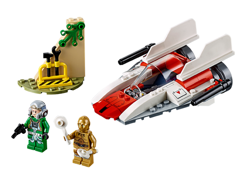 LEGO 75247 Star Wars Rebel A-Wing Starfighter™