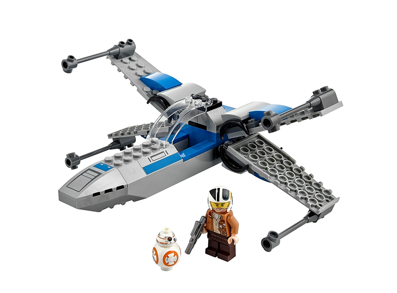 LEGO® 75297 Star Wars™ Resistance X-Wing™ - My Hobbies