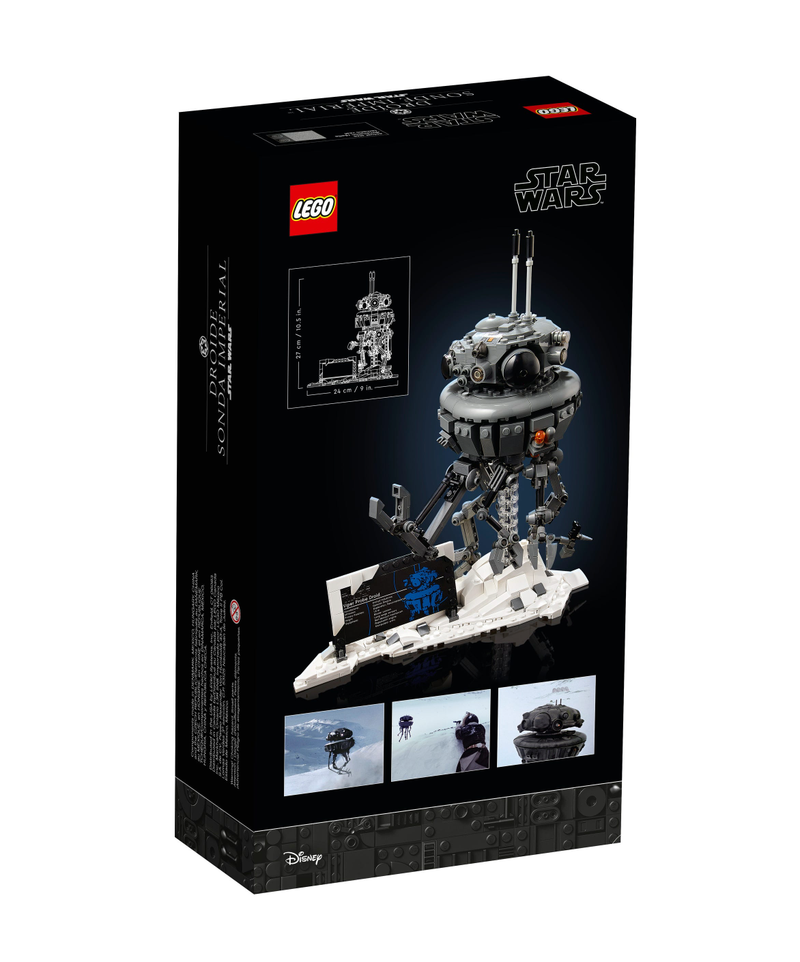 LEGO® Star Wars™ 75306 Imperial Probe Droid™ - My Hobbies