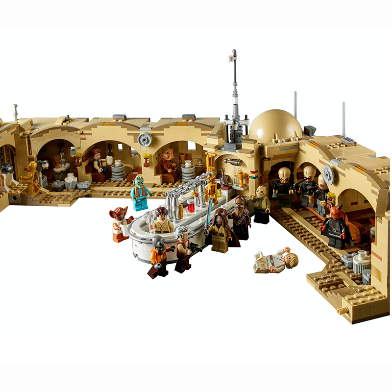 LEGO® 75290 Star Wars™ Mos Eisley Cantina™ - My Hobbies