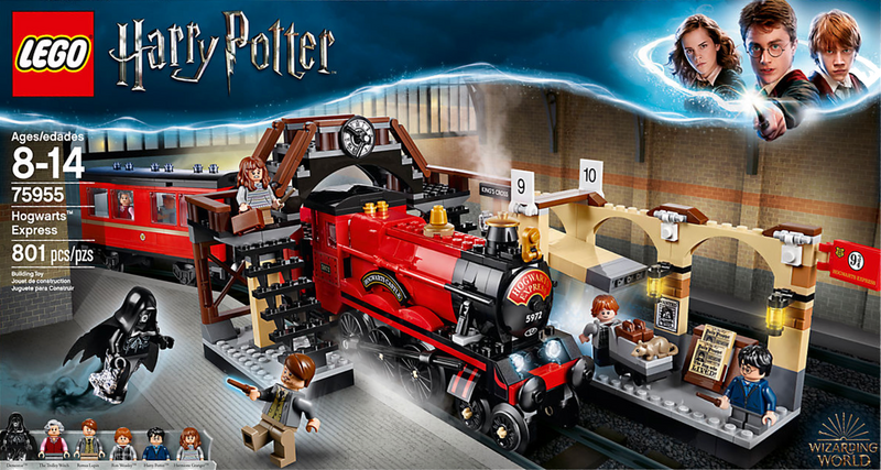 LEGO® 75955 Harry Potter™ Hogwarts Express - My Hobbies