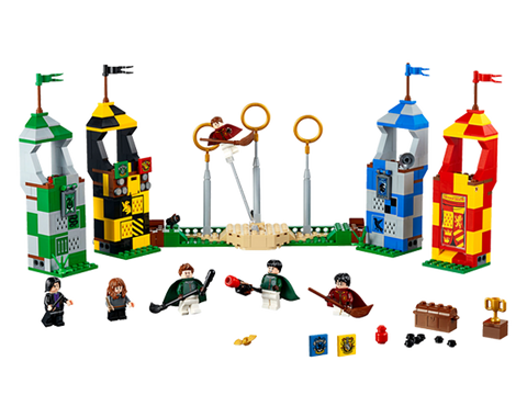 LEGO 75956 Harry Potter Quidditch™ Match