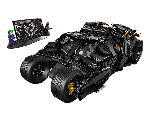 LEGO 76023 DC Super Heros The Tumbler