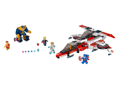 LEGO 76021 Marvel Super Heros Avenjet Space Mission
