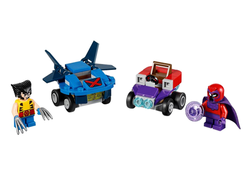 LEGO 76073 Marvel Super Heros Mighty Micros: Wolverine vs. Magneto