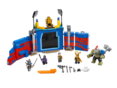 LEGO 76088 Marvel Super Heros Thor vs. Hulk: Arena Clash