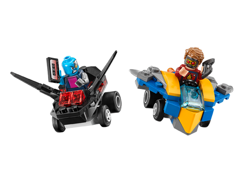 LEGO 76090 Marvel Super Heros Mighty Micros: Star-Lord vs. Nebula