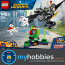 LEGO® 76096 DC Super Heroes Superman™ & Krypto™ Team-Up - My Hobbies