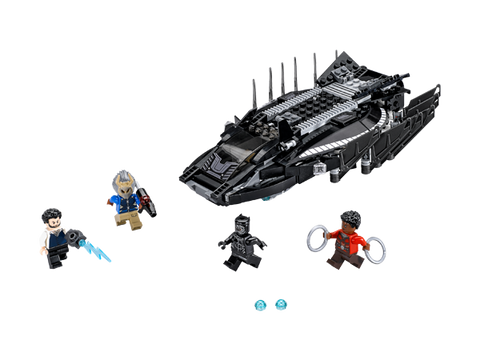 LEGO 76100 Marvel Super Heros Royal Talon Fighter Attack