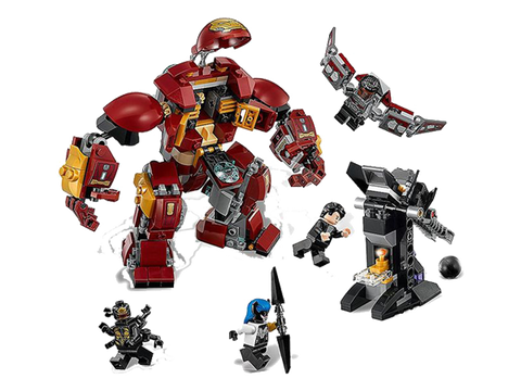 LEGO 76104 Marvel Super Heros The Hulkbuster Smash-Up