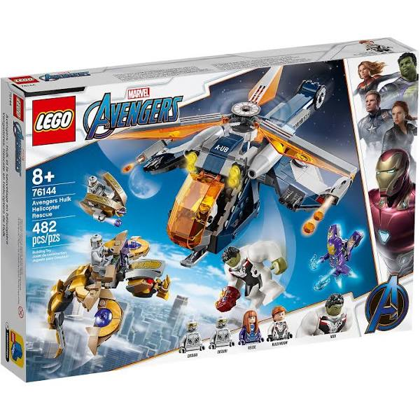 LEGO® 76144 Marvel Avengers Hulk Helicopter Rescue - My Hobbies