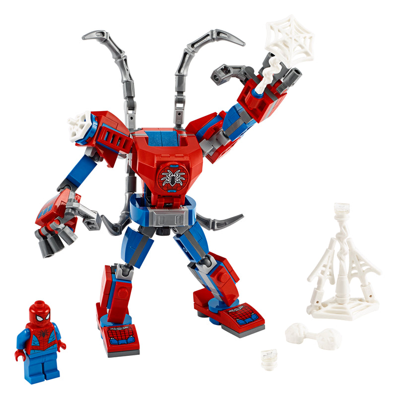 LEGO® 76146 Marvel Super Heroes Spider-Man Mech - My Hobbies