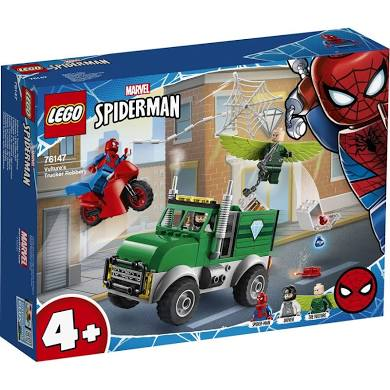LEGO® 76147 Marvel Super Heroes Vulture's Trucker Robbery