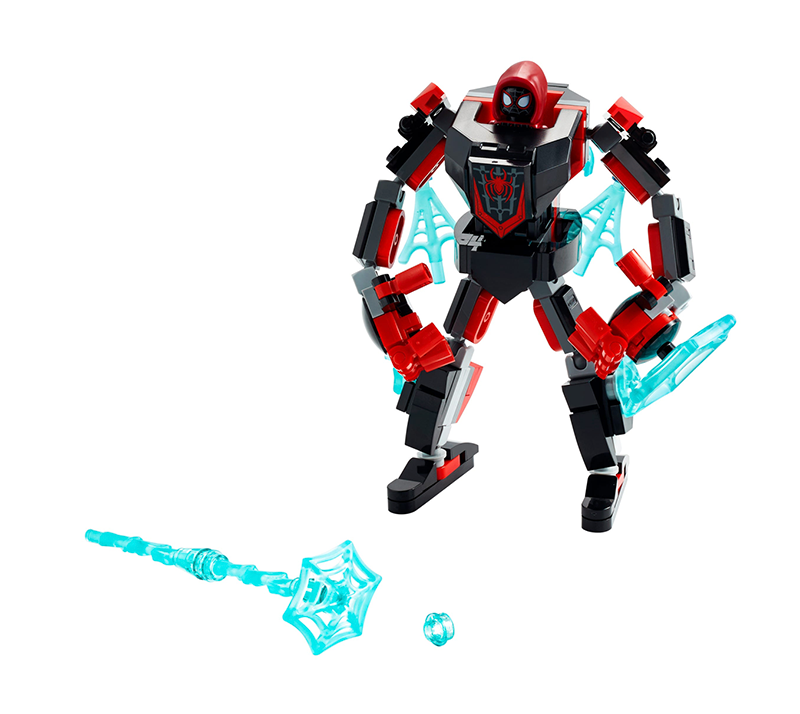 LEGO® 76171 Miles Morales Mech Armour - My Hobbies