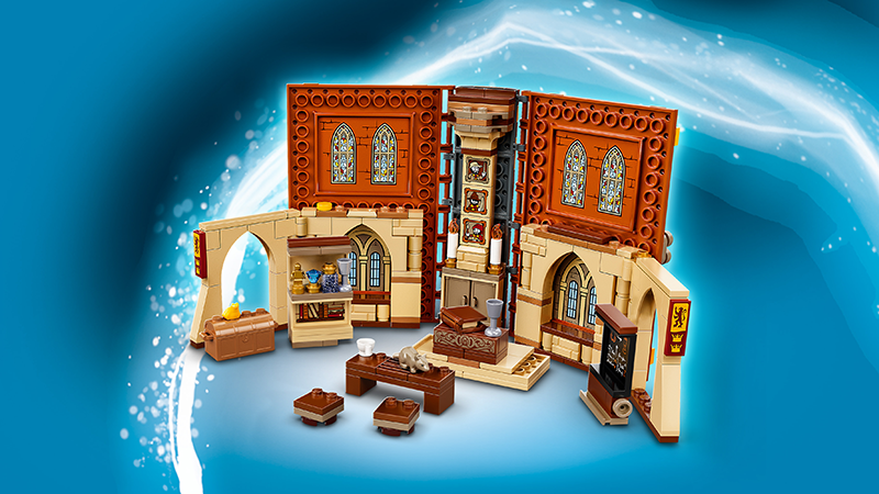 LEGO® 76382 Hogwarts™ Moment: Transfiguration Class - My Hobbies