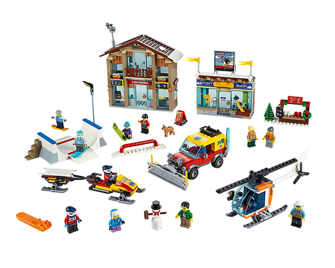 LEGO 60203 City Ski Resort