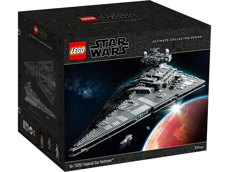 LEGO® 75252 Star Wars™ Imperial Star Destroye - My Hobbies