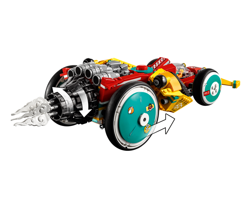 LEGO® 80015 Monkie Kid's Cloud Roadster V29 - My Hobbies