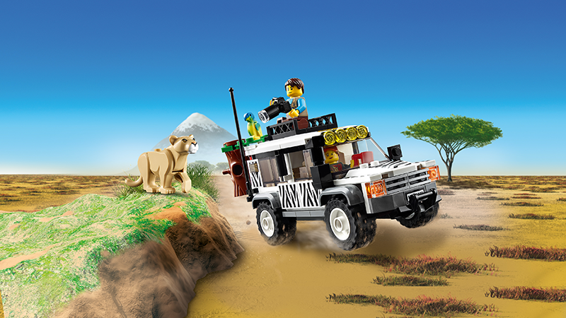 LEGO® 60267 City Safari Off-Roader - My Hobbies