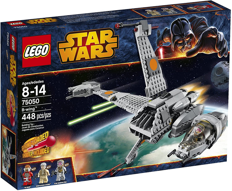 LEGO 75050 Star Wars B-Wing - My Hobbies