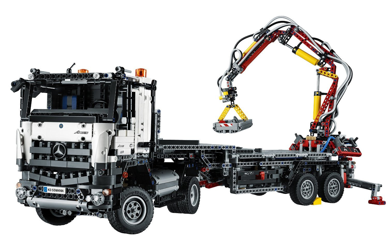 lego 42043 technic mercedes benz arocs 3245 my hobbies. Black Bedroom Furniture Sets. Home Design Ideas