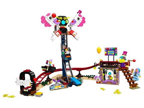 LEGO 70432 Hidden Side Haunted Fairground