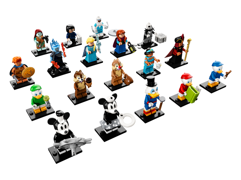 LEGO 71024 Minifigures Disney Series 2 complete sets - My Hobbies