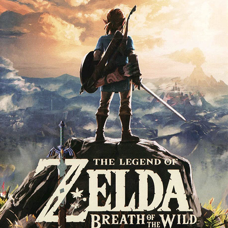 The Legend of Zelda Breath of the Wild - My Hobbies