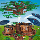 LEGO® 21318 Ideas Tree House - My Hobbies
