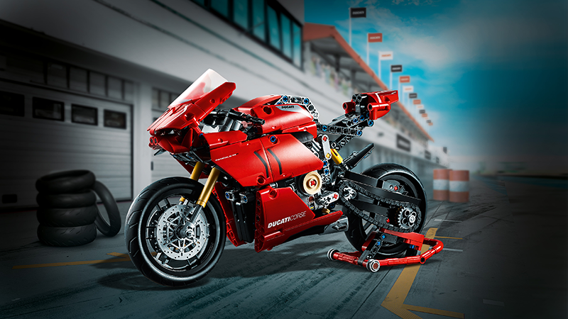 LEGO® 42107 Technic™ Ducati Panigale V4 R - My Hobbies