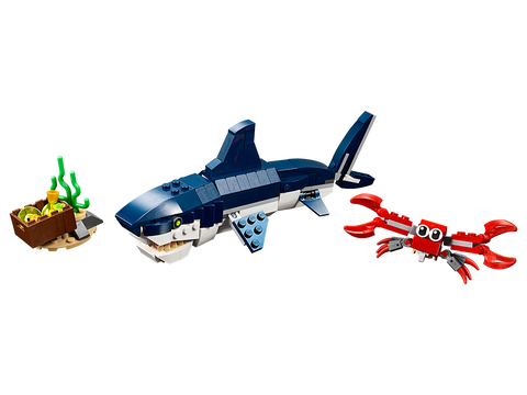 LEGO 31088 Creator Deep Sea Creatures