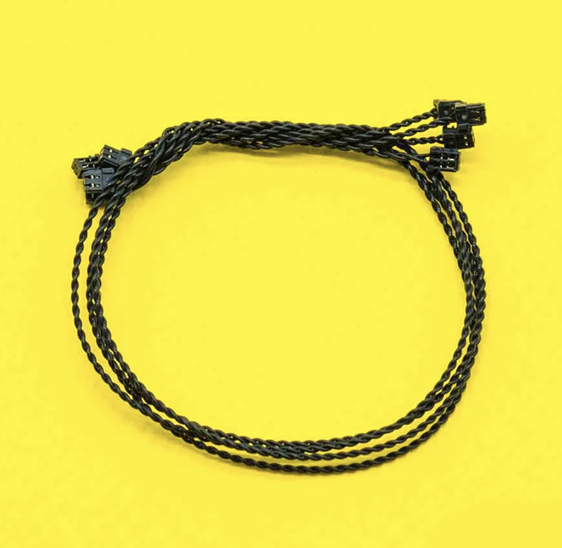 Connecting Cables - 15 cm (4 pack) - My Hobbies