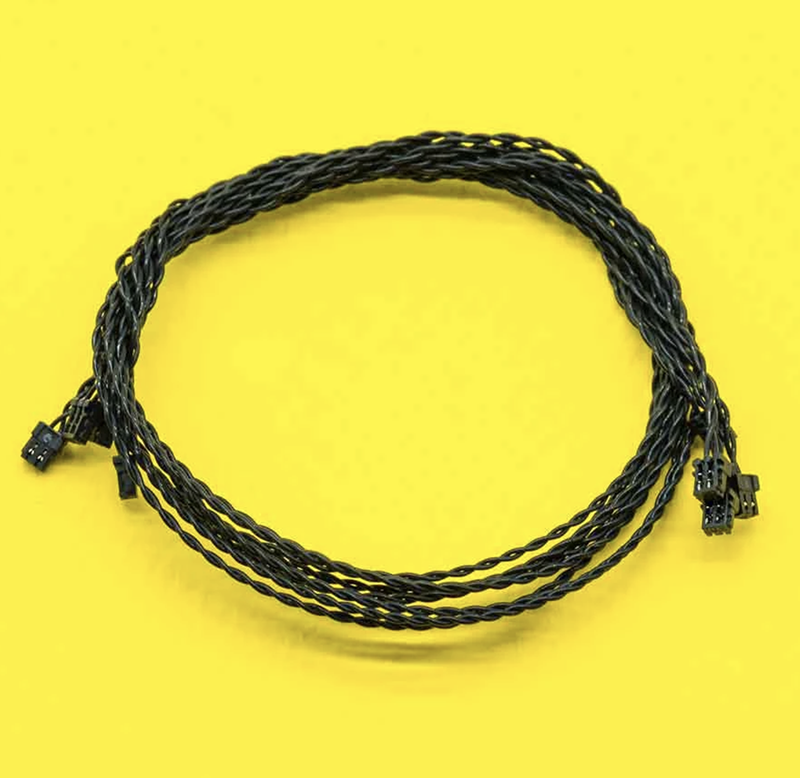 Connecting Cables - 30 cm (4 pack) - My Hobbies