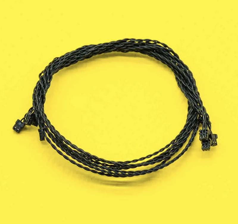 Connecting Cables - 50 cm (4 pack) - My Hobbies