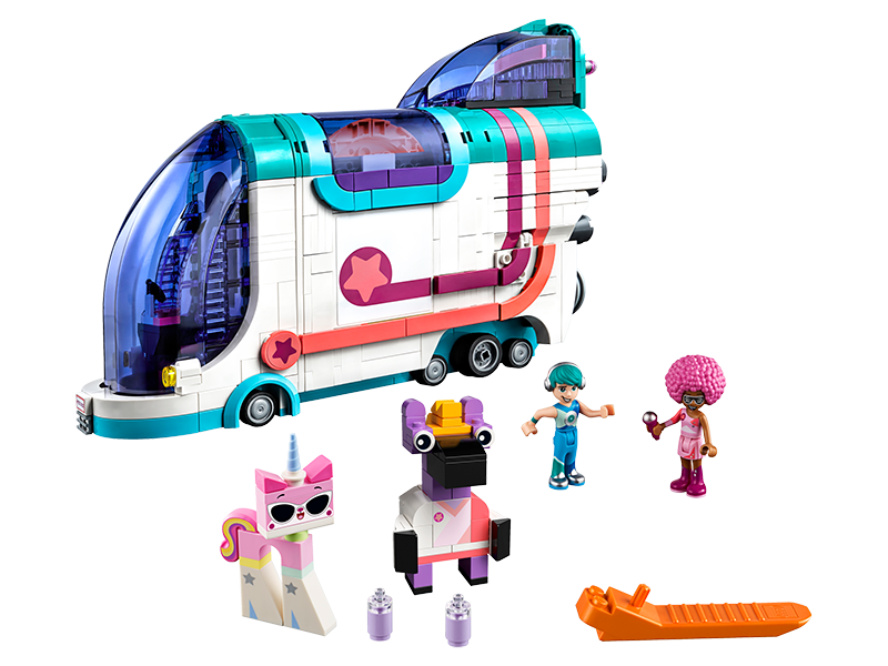 LEGO® 70828 THE LEGO® MOVIE 2™ Pop-up Party Bus - My Hobbies