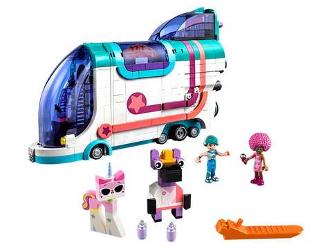 LEGO 70828 The Lego Movie 2 Pop-up Party Bus