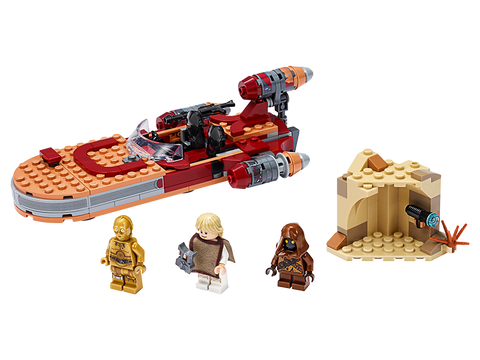 LEGO 75271 Star Wars Luke Skywalker's Landspeeder™