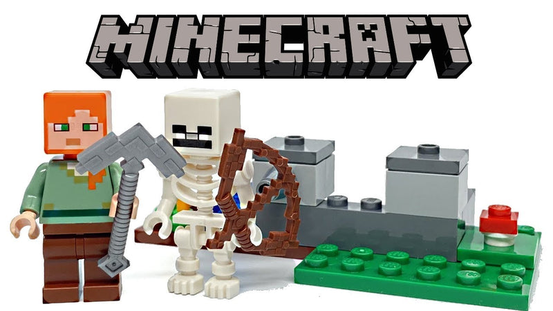 LEGO® 30394 Minecraft™ The Skeleton Defense - My Hobbies