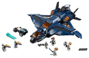 LEGO® 76126 Marvel Super Heroes Avengers Ultimate Quinjet - My Hobbies