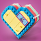 LEGO® 41387 Friends Olivia's Summer Heart Box - My Hobbies