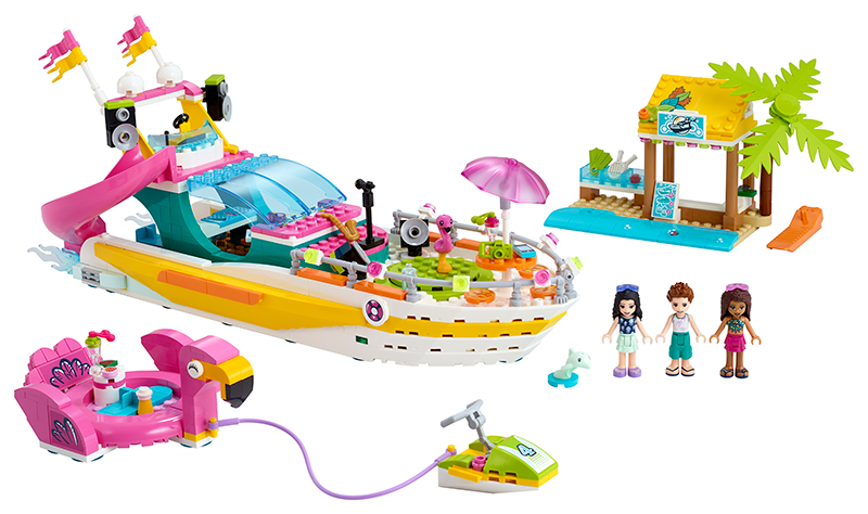 LEGO® 41433 Friends Party Boat - My Hobbies