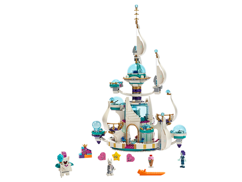 LEGO 70838 The Lego Movie 2 Queen Watevra's 'So-Not-Evil' Space Palace