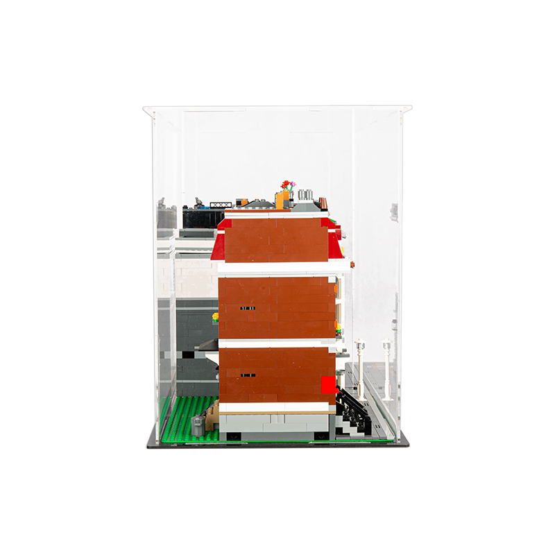 LEGO® Creator Expert 2x Modular Building Display Case (Compatible with 10246, 10243, 10260, 10251, 10218) - My Hobbies